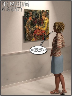 Porn Comics - TGTrinity- The Museum free Porn Comic