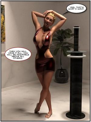 3D Porn Comics TGTrinity- The Museum Porn Comic 07