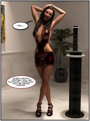 3D Porn Comics TGTrinity- The Museum Porn Comic 08