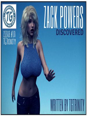 Porn Comics - TGTrinity- Zack Powers 10 free Porn Comic
