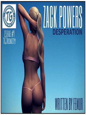 Porn Comics - TGTrinity- Zack Powers 9 free Porn Comic