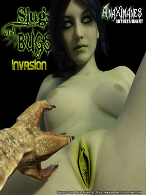 Porncomics The Anax- Slugs and Bugs- Invasion Porn Comic 16