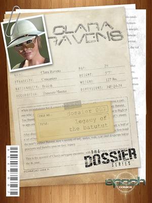 Porn Comics - 3D : The Dossier 07- Clara Ravens- Epoch Porn Comic