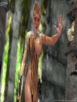 3D Porn Comics The Dossier 07- Clara Ravens- Epoch Porn Comic 18