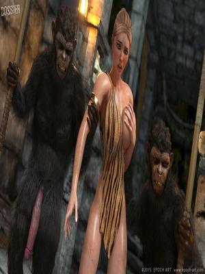 3D Porn Comics The Dossier 07- Clara Ravens- Epoch Porn Comic 20