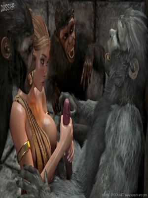 3D Porn Comics The Dossier 07- Clara Ravens- Epoch Porn Comic 31