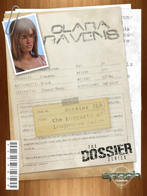 Porn Comics - 3D : The Dossier 08- Epoch- Clara Ravens Porn Comic