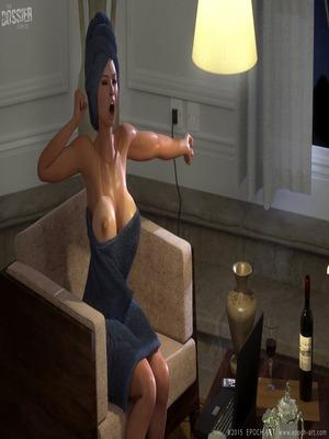 3D Porn Comics The Dossier 08- Epoch- Clara Ravens Porn Comic 08