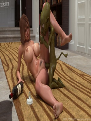 3D Porn Comics The Dossier 08- Epoch- Clara Ravens Porn Comic 53