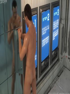 3D Porn Comics The Dossier 09- Epoch Porn Comic 16