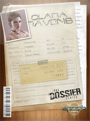 Porn Comics - 3D : The Dossier 10- Epoch- Clara Ravens Porn Comic