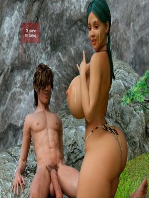 The Foxxx- Cavevixens Part 3 free Porn Comic