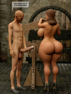 3D Porn Comics The Foxxx- Visiting the Mother Hoare Porn Comic 12