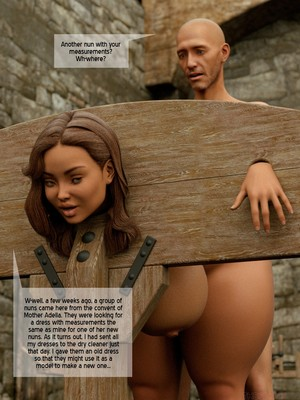 3D Porn Comics The Foxxx- Visiting the Mother Hoare Porn Comic 17