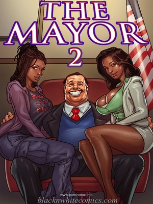 Porn Comics - Interracial : The Mayor 2- Blacknwhite Porn Comic