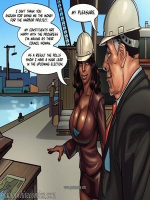 Interracial Comics The Mayor 2- Blacknwhite Porn Comic 03
