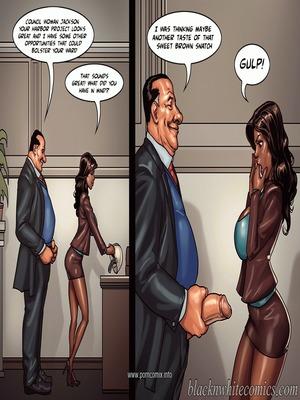 Interracial Comics The Mayor 2- Blacknwhite Porn Comic 04