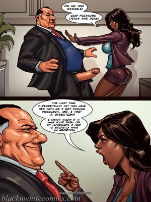 Interracial Comics The Mayor 2- Blacknwhite Porn Comic 05