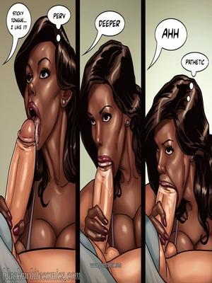 Interracial Comics The Mayor 2- Blacknwhite Porn Comic 10
