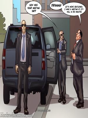 Interracial Comics The Mayor 2- Blacknwhite Porn Comic 22