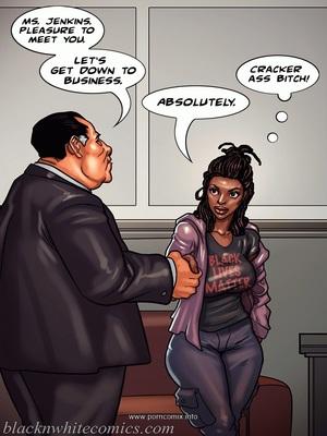 Interracial Comics The Mayor 2- Blacknwhite Porn Comic 25