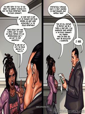 Interracial Comics The Mayor 2- Blacknwhite Porn Comic 26