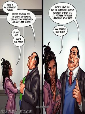 Interracial Comics The Mayor 2- Blacknwhite Porn Comic 28