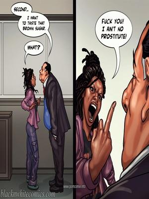 Interracial Comics The Mayor 2- Blacknwhite Porn Comic 29