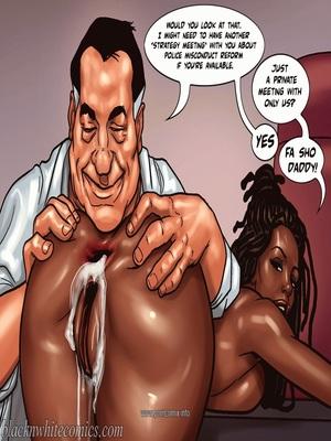 Interracial Comics The Mayor 2- Blacknwhite Porn Comic 50