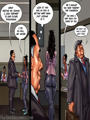 Interracial Comics The Mayor 2- Blacknwhite Porn Comic 54