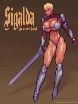 Porn Comics - The Pit- Sigalda The Princess Knight free Porn Comic
