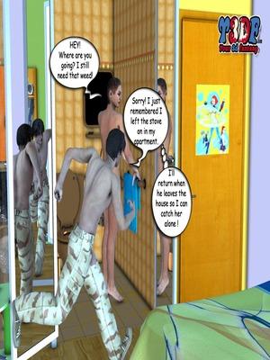 Y3DF Comics The Plan – B – Y3DF Porn Comic 23