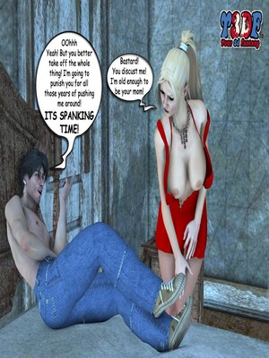 Y3DF Comics The Plan – B – Y3DF Porn Comic 36