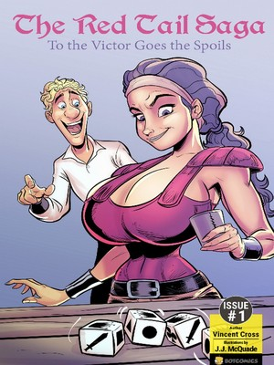 The Red Tail Saga free Porn Comic thumbnail 001
