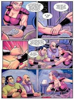 The Red Tail Saga free Porn Comic sex 04