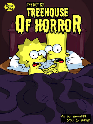 Porn Comics - The Simpsons- Not so Treehouse of Horror free Porn Comic