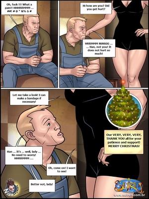 Adult Comics The Sportswoman 5 – Part 2 (English) Porn Comic 02