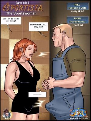 Adult Comics The Sportswoman 5 – Part 2 (English) Porn Comic 03