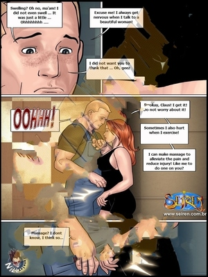 Adult Comics The Sportswoman 5 – Part 2 (English) Porn Comic 05