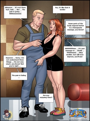 Adult Comics The Sportswoman 5 – Part 2 (English) Porn Comic 07