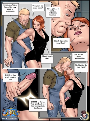 Adult Comics The Sportswoman 5 – Part 2 (English) Porn Comic 08
