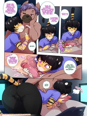 Adult Comics Tokifuji- Friends With Benefits Porn Comic 06