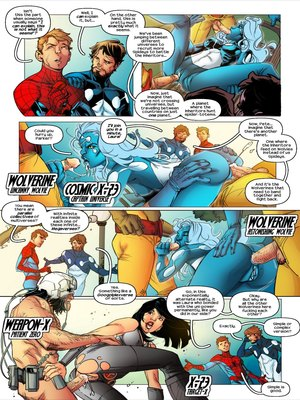 Porncomics Tracy Scops- All-Sex Wolververse Porn Comic 03