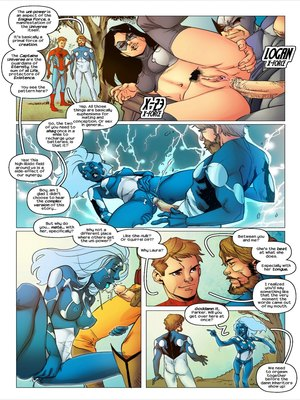 Porncomics Tracy Scops- All-Sex Wolververse Porn Comic 04