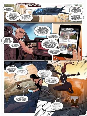 Adult Comics Tracy Scops- Bangin' Jet (R-ex) Porn Comic 03