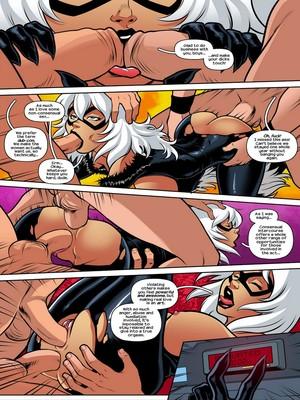 Adult Comics Tracy Scops- Bangin' Jet (R-ex) Porn Comic 09