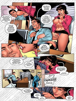 Porncomics Tracy Scops- Daily Bulge Porn Comic 03