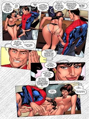 Porncomics Tracy Scops- Daily Bulge Porn Comic 06