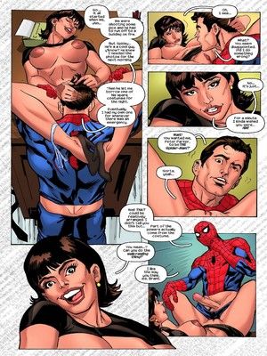 Porncomics Tracy Scops- Daily Bulge Porn Comic 07