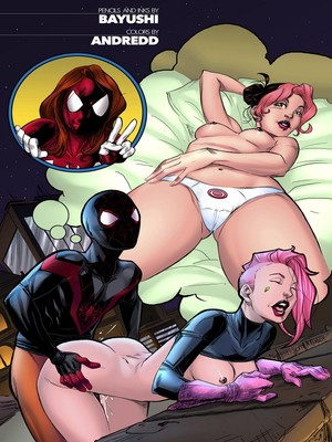 [Tracy Scops] Miles Morales- Ultimate Spider Man 2 free Porn Comic